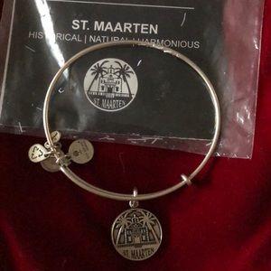 Alex and Ani St. Maarten bracelet